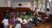 Славейковци заедно против агресията, чрез спорт и знания