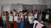 """Директорът награди победителите от математическото състезание """"Иван Салабашев"""""""