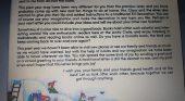 Славейковци получиха писмо от Полярния кръг, подател е Дядо Коледа